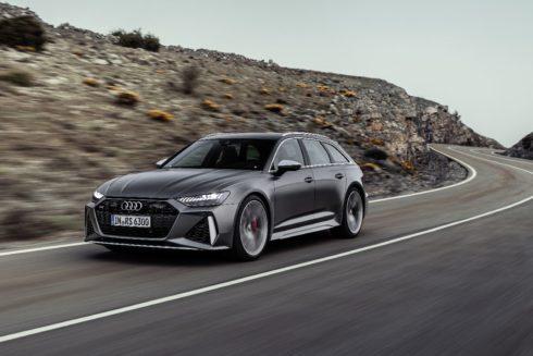 Autoperiskop.cz  – Výjimečný pohled na auta - Čtvrtá generace ikony RS: Nové Audi RS 6 Avant
