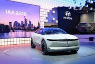 Autoperiskop.cz  – Výjimečný pohled na auta - Hyundai Motor odhalil na IAA 2019 ve Frankfurtu studii elektromobilu 45 a definuje budoucnost historickým odkazem