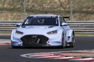 Autoperiskop.cz  – Výjimečný pohled na auta - Hyundai Motorsport zahajuje testy závodního elektromobilu Veloster N ETCR
