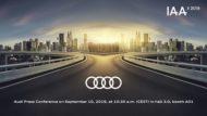 Autoperiskop.cz  – Výjimečný pohled na auta - Audi na IAA 2019 ve Frankfurtu