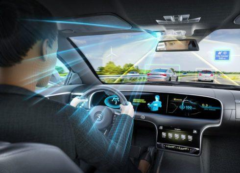 Autoperiskop.cz  – Výjimečný pohled na auta - Vše pro dokonalý přehled: Continental používá přední a vnitřní kameru pro autonomní jízdu