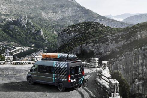 Autoperiskop.cz  – Výjimečný pohled na auta - PEUGEOT BOXER 4×4 CONCEPT: Pro každou výzvu