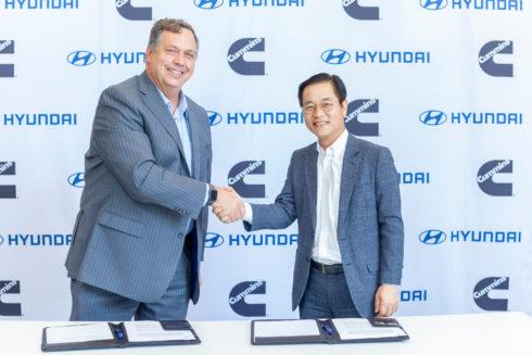 Autoperiskop.cz  – Výjimečný pohled na auta - Hyundai a Cummins spolupracují na technologii vodíkových palivových článků