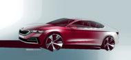 Autoperiskop.cz  – Výjimečný pohled na auta - ŠKODA ukázala designové skici nové generace modelu OCTAVIA