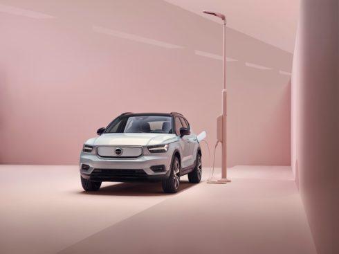 Autoperiskop.cz  – Výjimečný pohled na auta - Automobilka Volvo Cars představuje plně elektrické SUV Volvo XC40 Recharge, které se stane součástí její nové řady elektrifikovaných modelů