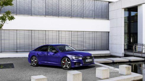 Autoperiskop.cz  – Výjimečný pohled na auta - Elektrizující limuzína vyšší třídy:  Audi A6 55 TFSI e quattro