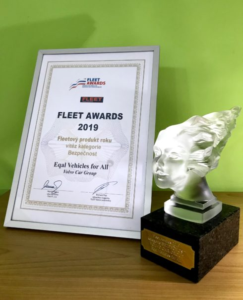 Autoperiskop.cz  – Výjimečný pohled na auta - Fleet Awards a Firemní auto roku 2019: Volvo zabodovalo hned dvakrát