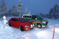 Autoperiskop.cz  – Výjimečný pohled na auta - Zimní pneumatiky: problémy na sněhu a mokru