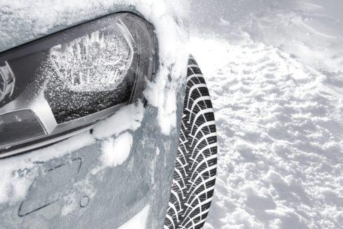 Autoperiskop.cz  – Výjimečný pohled na auta - Goodyear zkoumá sníh