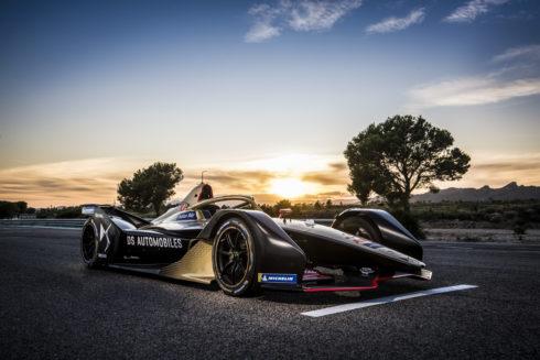 Autoperiskop.cz  – Výjimečný pohled na auta - DS Techeetah představuje vůz DS E-Tense FE20 pro sezónu 2019/2020 mistrovství ABB FIA Formula E
