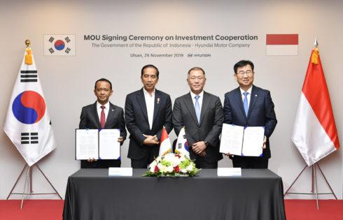 Autoperiskop.cz  – Výjimečný pohled na auta - Hyundai investuje 1,55 miliardy USD do nového výrobního závodu v Indonésii