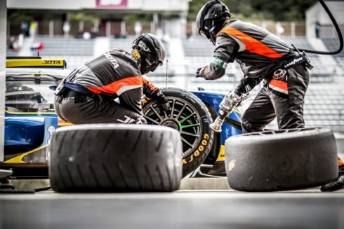 Autoperiskop.cz  – Výjimečný pohled na auta - Goodyear bude dodávat pneumatiky týmům na evropském seriálu Le Mans