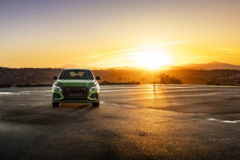 Autoperiskop.cz  – Výjimečný pohled na auta - Nejsportovnější Q: Nové Audi RS Q8