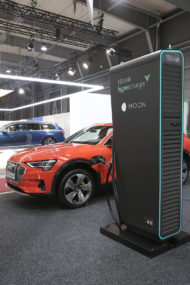 Autoperiskop.cz  – Výjimečný pohled na auta - MOON představuje na e-SALONu kompletní portfolio produktů a služeb pro rychlé a bezpečné nabíjení elektromobilů