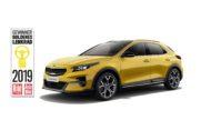Autoperiskop.cz  – Výjimečný pohled na auta - Nová Kia XCeed získala ocenění Golden Steering Wheel