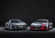Autoperiskop.cz  – Výjimečný pohled na auta - Ještě ostřejší a výraznější:  Audi R8 V10 RWD a Audi R8 LMS GT4