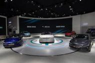 Autoperiskop.cz  – Výjimečný pohled na auta - Hyundai představil na autosalonu v Kantonu sedan Lafesta EV