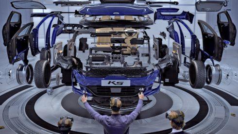 Autoperiskop.cz  – Výjimečný pohled na auta - Hyundai a Kia představují systém pro posuzování designu ve virtuální realitě