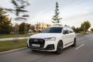 Autoperiskop.cz  – Výjimečný pohled na auta - Luxus, prostor a hospodárnost: Audi Q7 TFSI e quattro