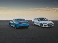 Autoperiskop.cz  – Výjimečný pohled na auta - Ještě ostřejší: Modernizované modely Audi RS 5 Coupé a RS 5 Sportback