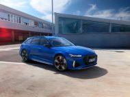 Autoperiskop.cz  – Výjimečný pohled na auta - 25 let Audi RS: Exkluzivní jubilejní paket