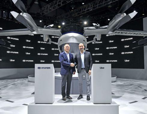 Autoperiskop.cz  – Výjimečný pohled na auta - Hyundai a Uber uzavřely partnerství pro sdílenou leteckou přepravu