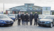 Autoperiskop.cz  – Výjimečný pohled na auta - Policie České republiky převzala po celé republice 500 vozů ŠKODA OCTAVIA v civilním provedení