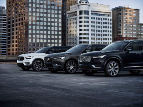 Autoperiskop.cz  – Výjimečný pohled na auta - Díky svým modelům SUV se automobilka Volvo Cars může již šestým rokem pochlubit rekordním prodejem: v uplynulém roce přes 700 000 prodaných vozů