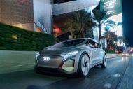 Autoperiskop.cz  – Výjimečný pohled na auta - Chytrá a individuální mobilita:  Audi na veletrhu CES 2020