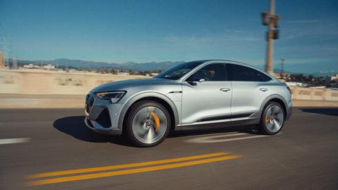 Autoperiskop.cz  – Výjimečný pohled na auta - Zahájení nové značkové kampaně: Audi se společně s Maisie Williams vydává do elektrizující budoucnosti