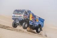 Autoperiskop.cz  – Výjimečný pohled na auta - KAMAZ-master ovládl Rallye Dakar 2020 na standardních pneumatikách Goodyear