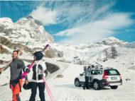 Autoperiskop.cz  – Výjimečný pohled na auta - Jedeme na hory! Jak vybrat správný střešní nosič lyží nebo box?