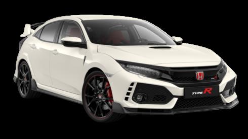 """Autoperiskop.cz  – Výjimečný pohled na auta - Honda Civic Type R TCR získala ocenění """"Model roku"""""""