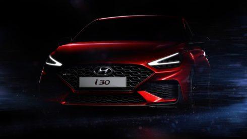 Autoperiskop.cz  – Výjimečný pohled na auta - Hyundai zveřejnil první fotografie nového modelu i30 z Nošovic