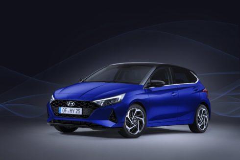 Autoperiskop.cz  – Výjimečný pohled na auta - Zcela nový Hyundai i20 kombinuje emocionální design s vyspělou technikou