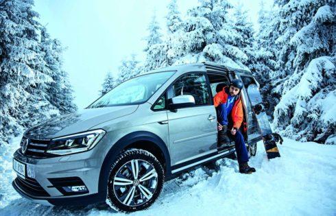 Autoperiskop.cz  – Výjimečný pohled na auta - Volkswagen Caddy s prodlouženou zárukou na  2+2 roky/1 000 000 km