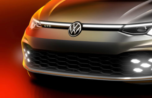 Autoperiskop.cz  – Výjimečný pohled na auta - Světová premiéra na Ženevském autosalonu: První pohled na nový Golf GTD