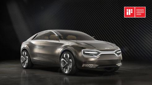 Autoperiskop.cz  – Výjimečný pohled na auta - Kia XCeed a koncept 'Imagine by Kia' obdržely prestižní designové ocenění iF Design Awards