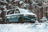 Autoperiskop.cz  – Výjimečný pohled na auta - Volkswagen Užitkové vozy nabízí zákazníkům T6.1 s pěti akčními trumfy