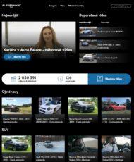 Autoperiskop.cz  – Výjimečný pohled na auta - Auto Palace TV dosáhla rekordních 2 000 000 zhlédnutí