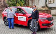 Autoperiskop.cz  – Výjimečný pohled na auta - #SKODAAUTOpomaha: ŠKODA AUTO se významně  angažuje ve společném boji proti koronaviru