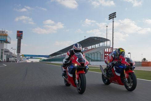 Autoperiskop.cz  – Výjimečný pohled na auta - Ambasadoři značky Honda z řad závodních jezdců hovoří o novém modelu CBR1000RR-R Fireblade SP při jízdě na okruhu v Kataru