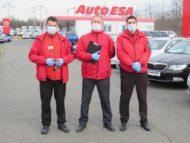 Autoperiskop.cz  – Výjimečný pohled na auta - Auto ESA neplánuje kvůli šíření koronaviru propouštění a snaží se hledat jiné formy prodeje a doručování vozů zákazníkům.