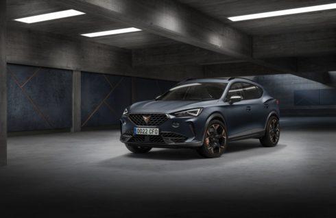 Autoperiskop.cz  – Výjimečný pohled na auta - Světová premiéra modelu CUPRA Formentor: CUPRA Formentor odhaluje svou podobu