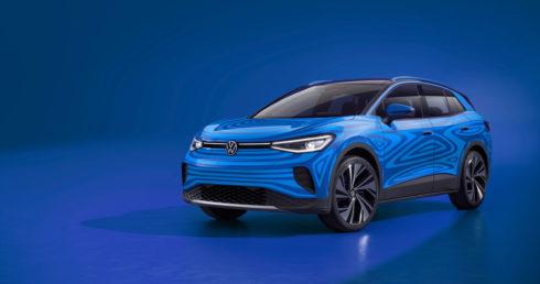 Autoperiskop.cz  – Výjimečný pohled na auta - Volkswagen poskytuje konkrétní výhled na nové elektrické kompaktní SUV ID.4