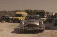 Autoperiskop.cz  – Výjimečný pohled na auta - DHL ve službách 25. filmu s Jamesem Bondem Není čas zemřít