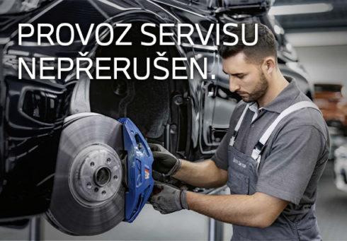 Autoperiskop.cz  – Výjimečný pohled na auta - BMW jde příkladem v bezpečném servisování