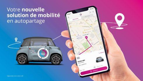 Autoperiskop.cz  – Výjimečný pohled na auta - Free2Move zařadí do své nabídky carsharingu v Paříži vůz Citroën Ami – 100% ëlectric