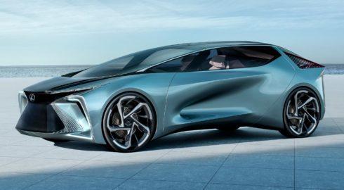 Autoperiskop.cz  – Výjimečný pohled na auta - Goodyear a Lexus spolupracují na budoucnosti elektromobility