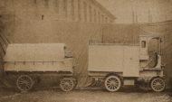 """Autoperiskop.cz  – Výjimečný pohled na auta - Příběhy méně známých modelů z historie 125 let ŠKODA AUTO: Laurin & Klement E """"Černá Hora"""""""